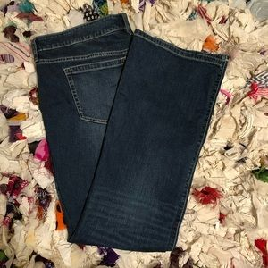 Torrid Slim boot cut jeans size 18R